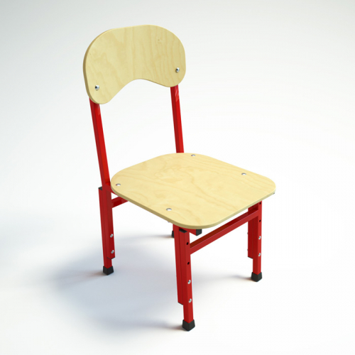 Детский регулируемый стул  Дошколенок 2